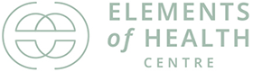 Acupuncture, Registered Massage Therapy & Traditional Chinese Medicine: Elements of Health, Victoria, BC Logo