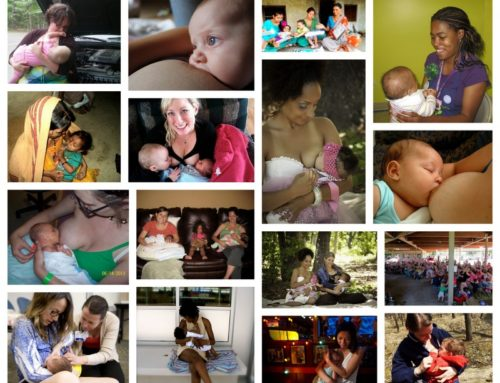 Breastfeeding – reflections and resources