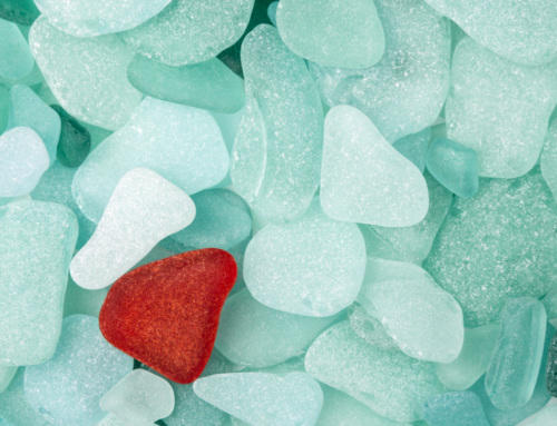Become Sea Glass – Brave the Waves!